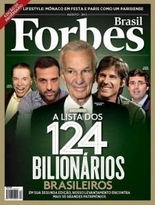The Richest People in Brazil 2013-Forbes list