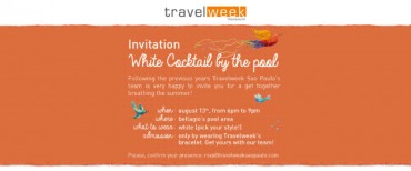 Get your white outfits ready!