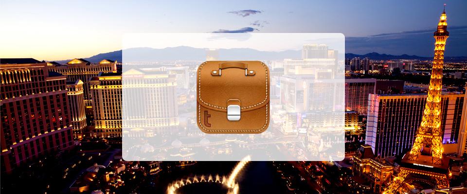 Finalizing traveling details to Las Vegas