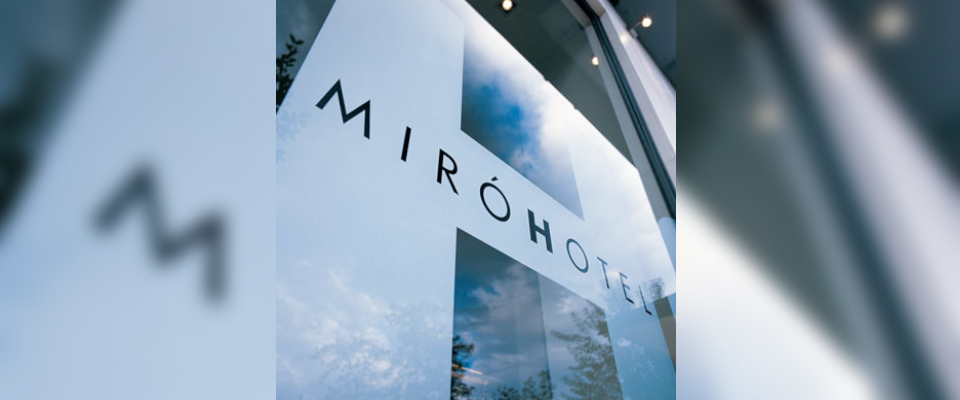 Hotel Miró in Bilbao