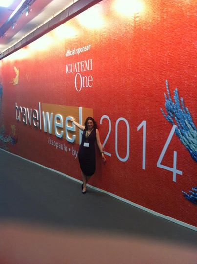 IN TRUTH BY VERONICA ARAGUES AT TRAVELWEEK SAO PAULO 2014